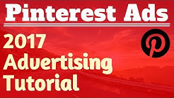 Pinterest Ads Tutorial - How to Set-Up Pay-Per-Click Advertising on Pinterest