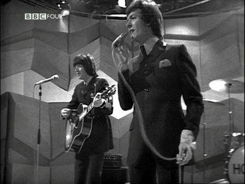 THE HOLLIES  YES I WILL.wmv