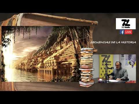 Jesús Villanueva. Secuencias de la Historia. 7.7 Radio. La Leyenda de El Dorado, con Manu Díaz