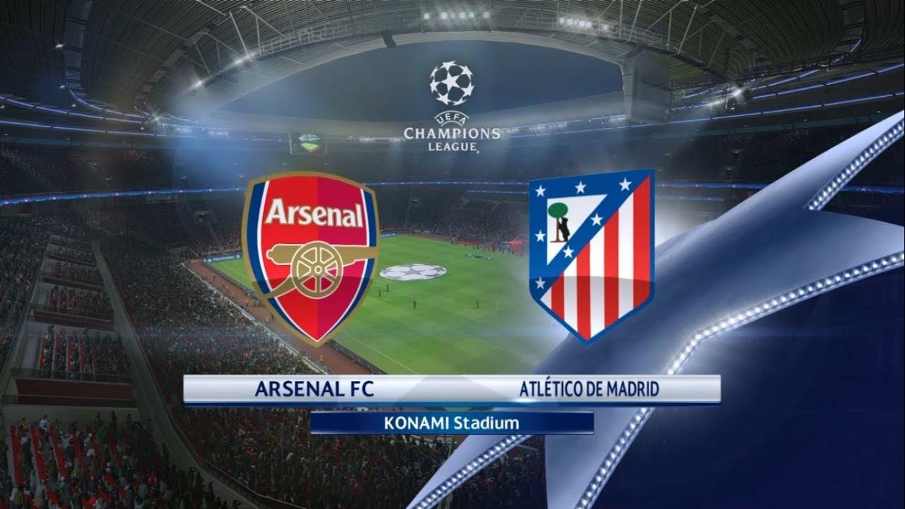 Atletico Madrid Arsenal