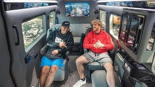 Inside the NEW $150,000 Maverick SPRINTER VAN!
