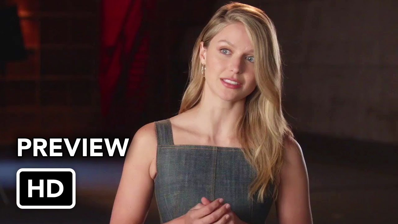 Supergirl Season 3 Finale - Melissa Benoist Preview (HD)