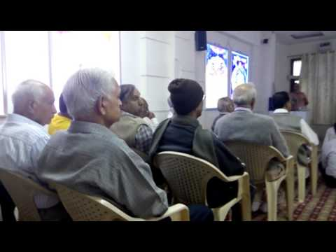 Bhupinder Sujok Smile,Smile session at Brahma Kumaris Centre