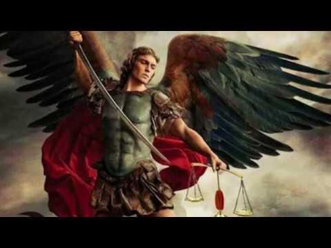 🌌  Oración a San Miguel Arcangel frente a todo Enemigo y Mal Oración Poderosa 😇