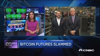 Futures Now : Bitcoin futures slammed, near 2018 low