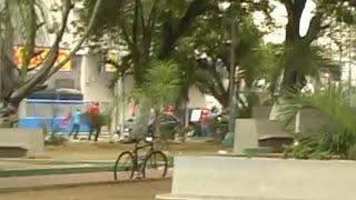ENFRENTAMIENTO ENTRE OPOSITORES Y OFICIALISTAS EN CIUDAD OJEDA 15-04-13