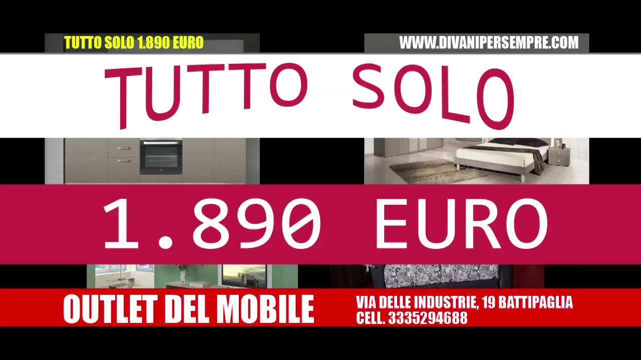 Spot Outlet del mobile 2 - YouTube