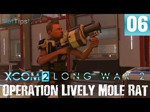 Long War 2 - Let's Play XCOM 2 - Part 06 - Lively Mole Rat - Capture Enemy VIP