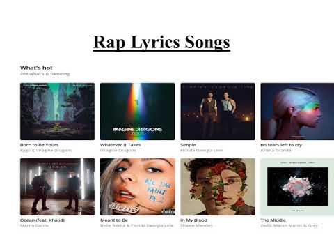 Az Lyrics Songs