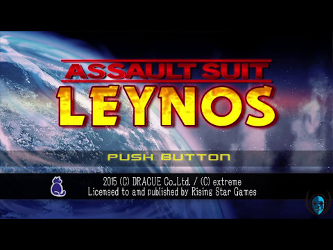 Assault Suit Leynos With Macavilla Part 1 |