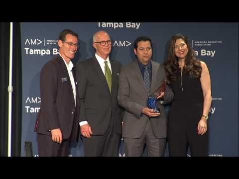 2016 AMA Marketer of the Year Hall of Fame Award Winner