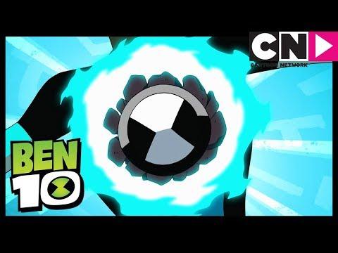 XLR8 Contra El Monstruo   Presentando A La Creatura   Ben 10 en Español Latino   Cartoon Network