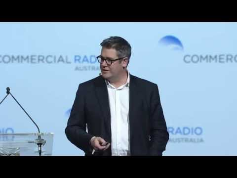 Mark Ritson at CRA Conference October 2016