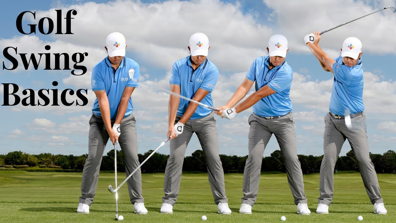 Step By Step Pictures Of Golf Swing