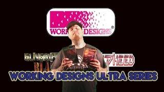 Working Designs Ultra Series (PS2) Silpheed, Gungriffon Blaze Game Review