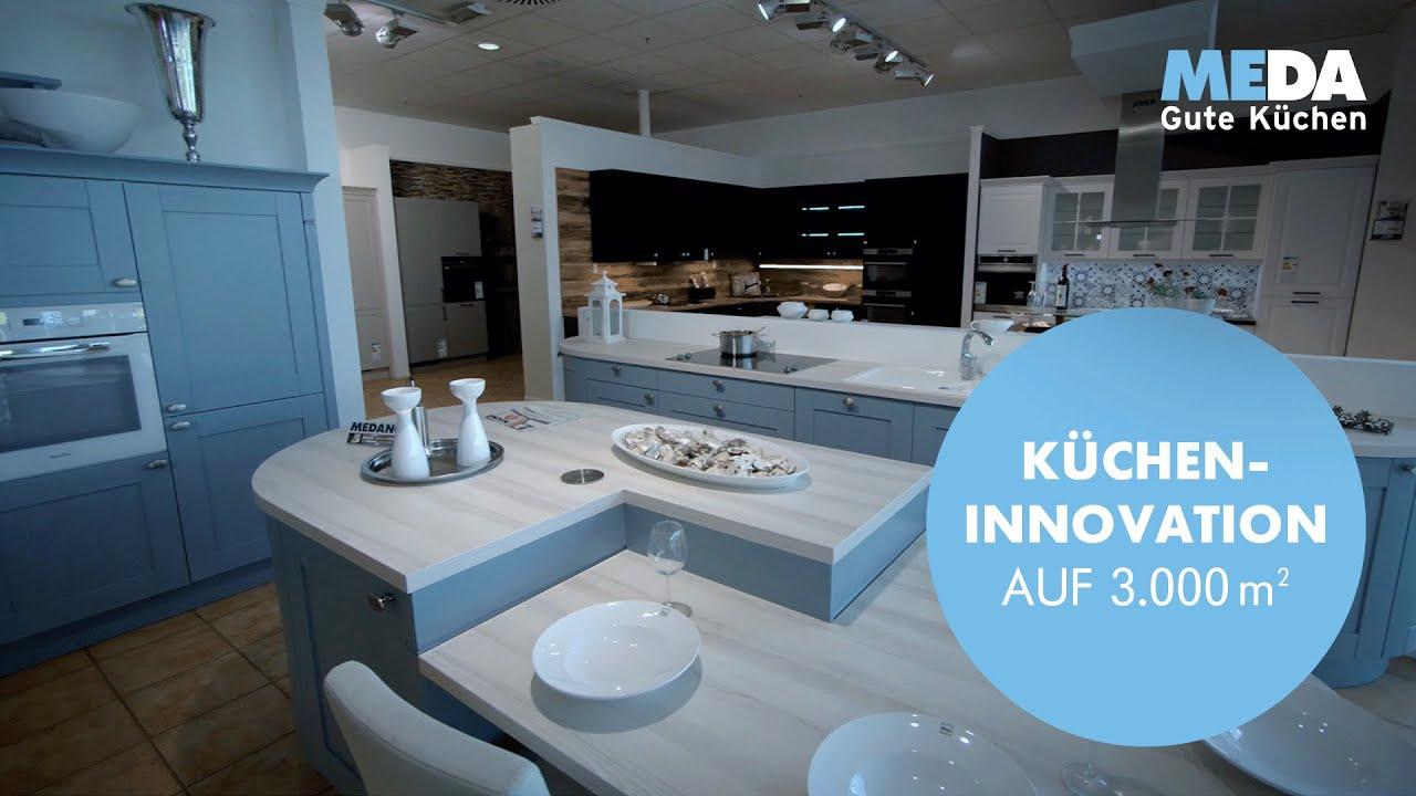 MEDA Gute Küchen: Filialrundgang Dortmund