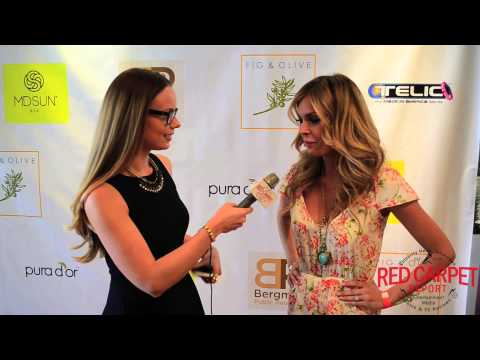 Jasmine Dustin BeingMaryJane at Doris Bergman's 7th Annual Oscar Style Lounge BergmanOscars