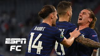 Breaking Down France's 1-0 Win Over Germany At Euro 2020   ESPN FC