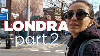 LONDRA Part 2 | Aslı Kızmaz