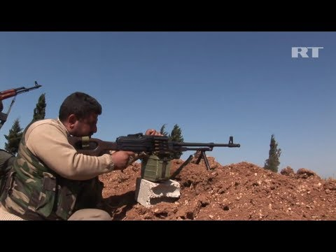 Syrians try to block rebels and arms coming from Lebanon
