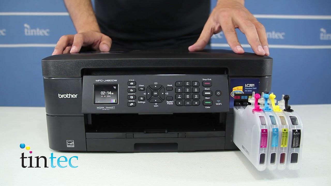 Solucionar Problema Cubierta Abierta En Impresora Brother
