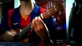 Bài hát tặng em-ukulele