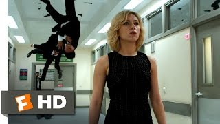 Lucy (7/10) Movie CLIP - Give Me The Case (2014) HD