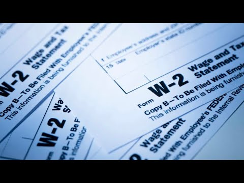 Download What is a W-2?