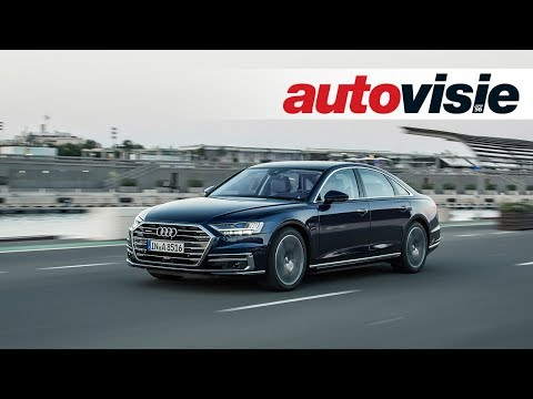 Review: Audi A8 (2017) - door Autovisie TV