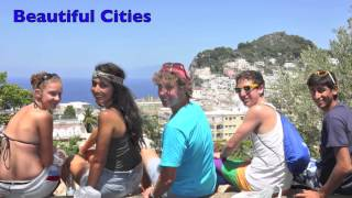 Italy Greece Teen Trip- Bold Earth Teen Adventures