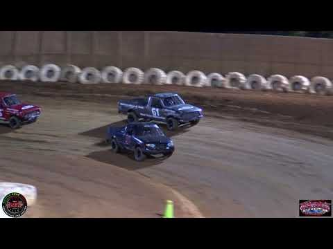 Placerville Speedway August 10th, 2019 Mini Truck Main Highlights