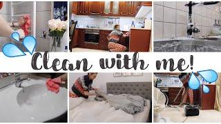 Πώς καθαρίζω το σπίτι μου - Clean with me | Marinelli
