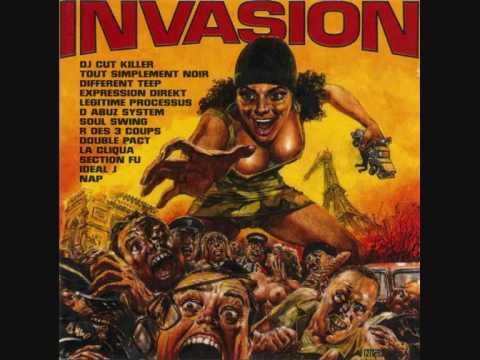 Mr R des 3 Coups - R III (Invasion Compil')