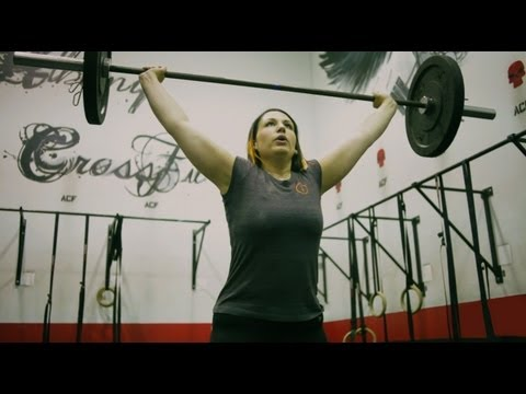 100-Pound Weight Loss with CrossFit DK's Story