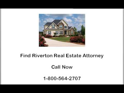 Riverton Real Estate Attorney in Utah 1-800-564-2707 Find a Lawyer Now