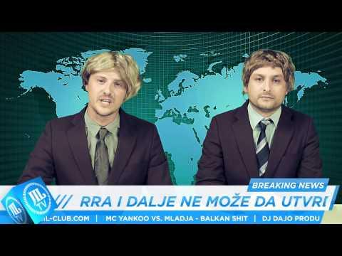 MC Yankoo feat. DJ Mladja - Balkan Shit
