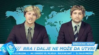 Смотреть клип Mc Yankoo Ft. Dj Mladja - Balkan Shit