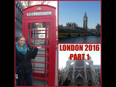 BIG BEN, WESTMINSTER ABBEY, BUCKINGHAM PALACE | Trip to London Part 1