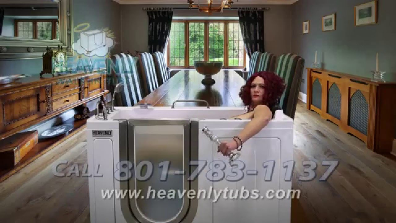 Portable Walk-In Tub Can Be Used In Virtually Any Room Of Your Home ...