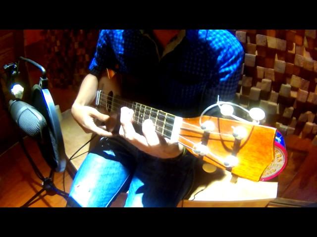 Ikaw at Ako - Johnoy Danao ( ukulele cover)