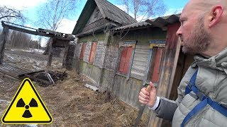 Inside The Belarus Chernobyl Zone | Abandoned Graveyards and Haunted Houses