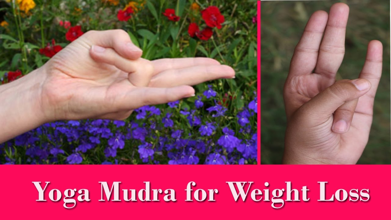 best mudra for weight loss