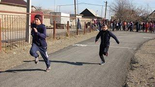 Школьники Кизилюртовского района сдают нормативы «Готов к труду и обороне» (ГТО)