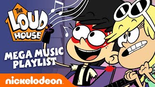 The Loud House Mega Music Playlist 🔊 #MusicMonday