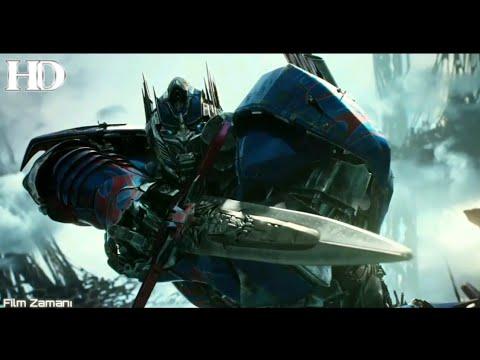 Transformers 5 Son Sovalye Final Sahnesi 1 2 Youtube