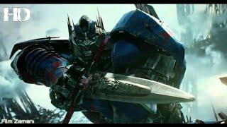 Transformers 5Son Şovalye  Final Sahnesi (1/2)
