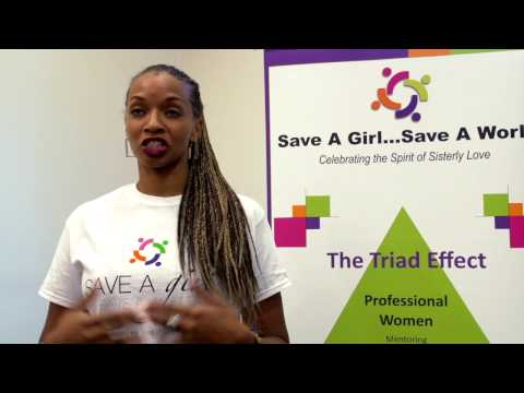 Richard Hotes Delivers Keynote Speech for Annual Save a Girl, Save a World retreat!