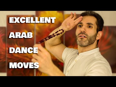 Excellent Arab Dance Moves To Practice At Home