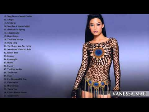 Vanessa Mae Greatest Hits | The Best Of Vanessa Mae | Best Instrument Music