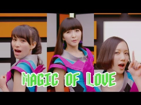 Perfume 「Magic of Love (Extended-mix)」 Mixed by SIGA